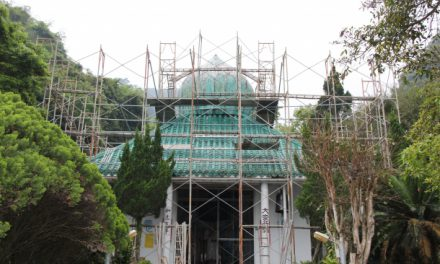 佛緣禪寺-大殿整修工程